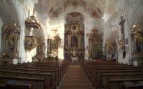 Trautmannshofen Kirche Wallfahrtskirche Mariä Namen